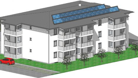15 Mietwohnungen in Schroppgasse 12, 4870 Vöcklamarkt (63 bzw. 83 m²)