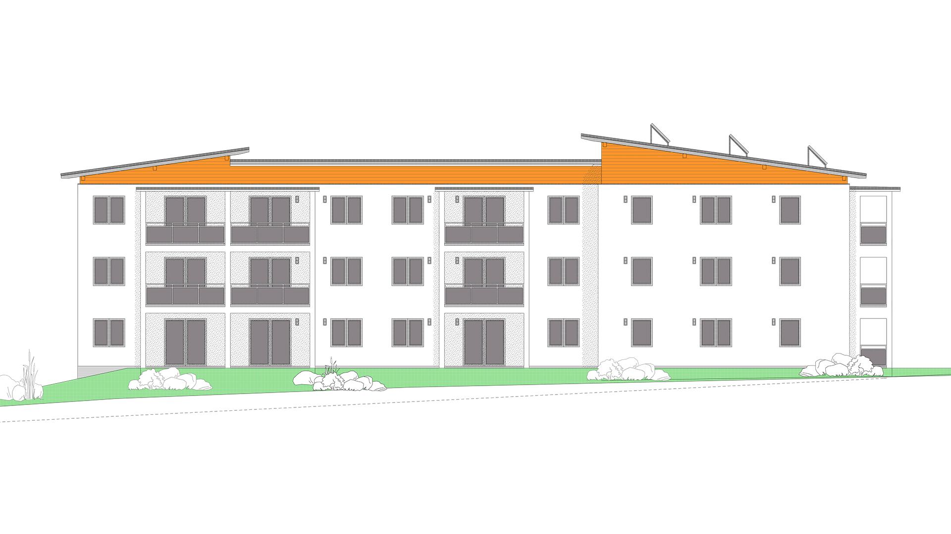 15 Mietwohnungen in Am Hochsteig 6, 4921 Hohenzell (63 bzw. 83 m²)