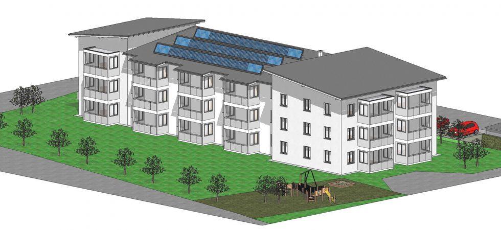 18 Mietwohnungen in Rüstorf 185, 4690 Rüstorf (63 bzw. 83 m²)